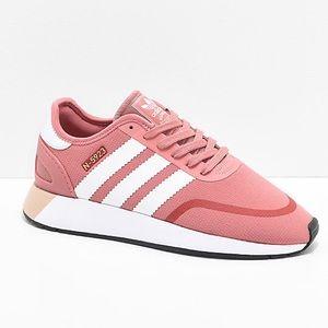 NWT Adidas N-5923 CLS Ash Pink